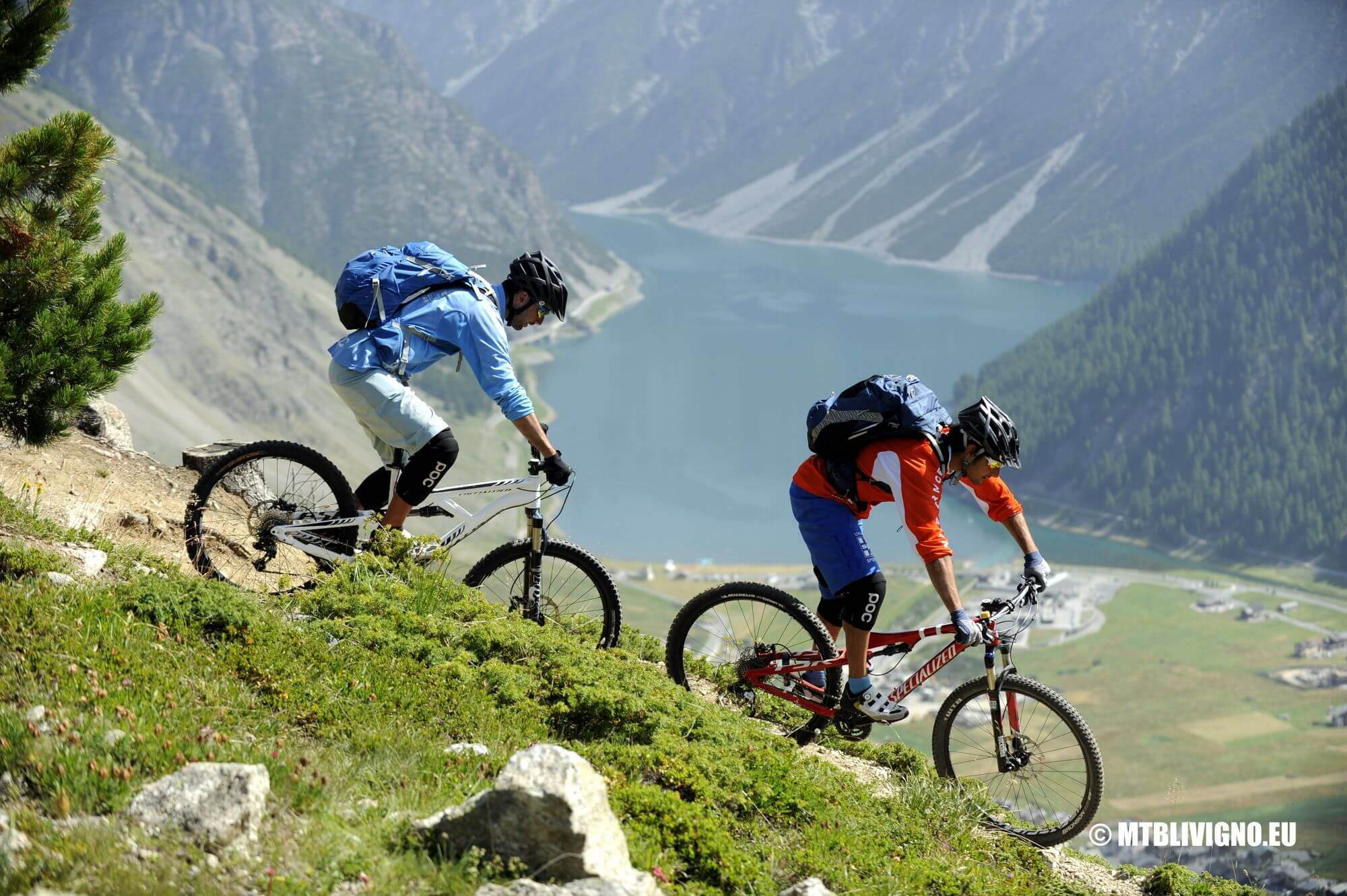 Mountain Bike a Livigno - Alpi
